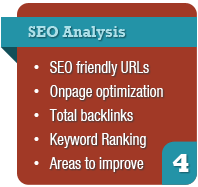 website audit - seo analysis