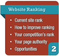 website audit - ranking