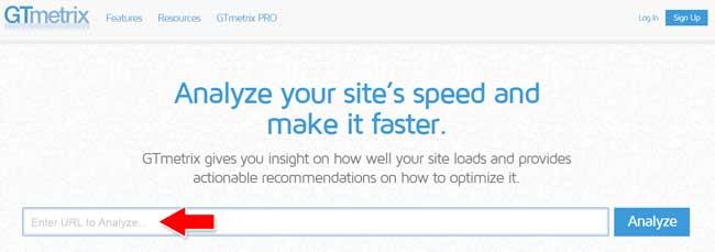 improving-your-wordpress-website-gtmetrix